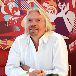 Richard Branson Interview about How to Succeed as an Entrepreneur